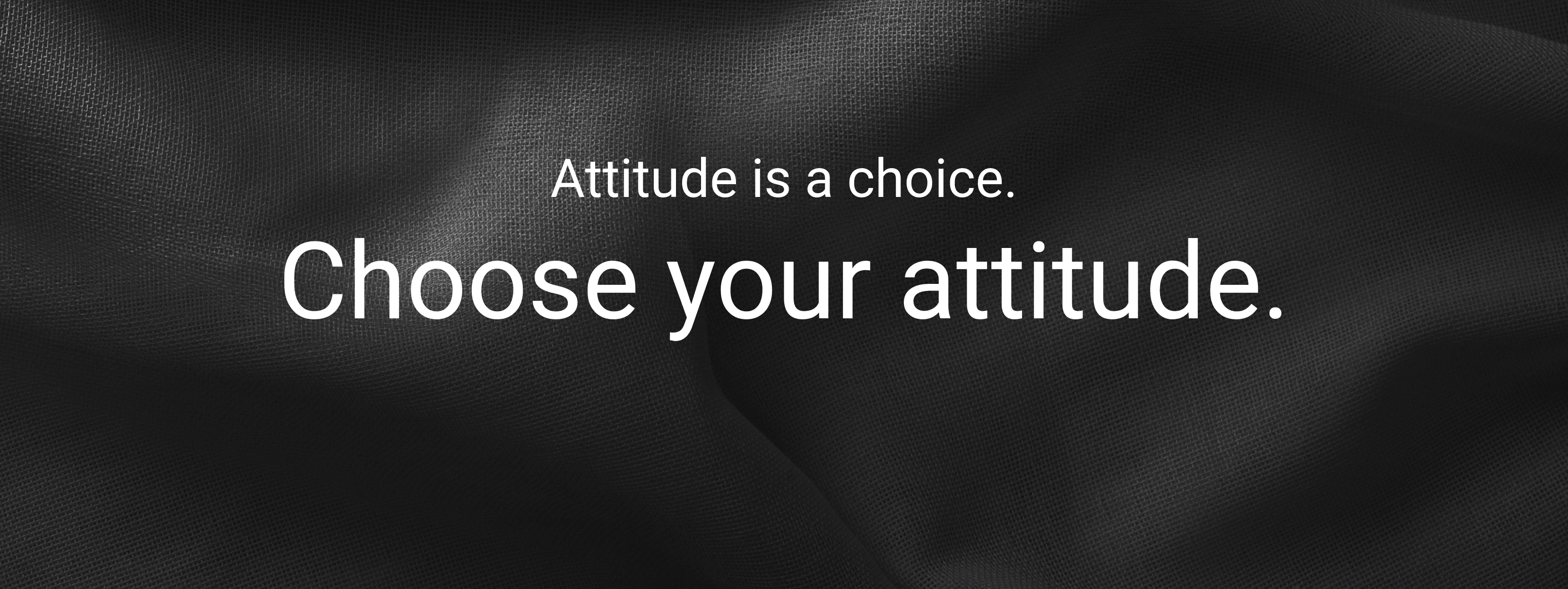 MOSH Jewelry Choose your attitude